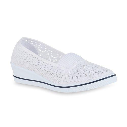 Weiß Keilslippers Damen Keilslippers Slippers Damen Keilslippers Slippers Weiß Damen Weiß Slippers Damen ZRxqq7FCw