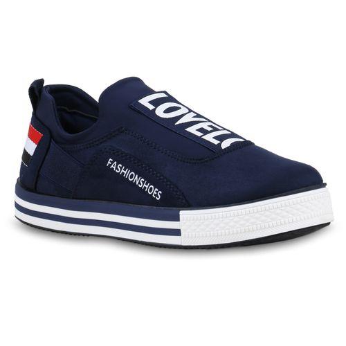Ons Sneaker Dunkelblau Damen Damen Slip Sneaker xzOYwTqT6