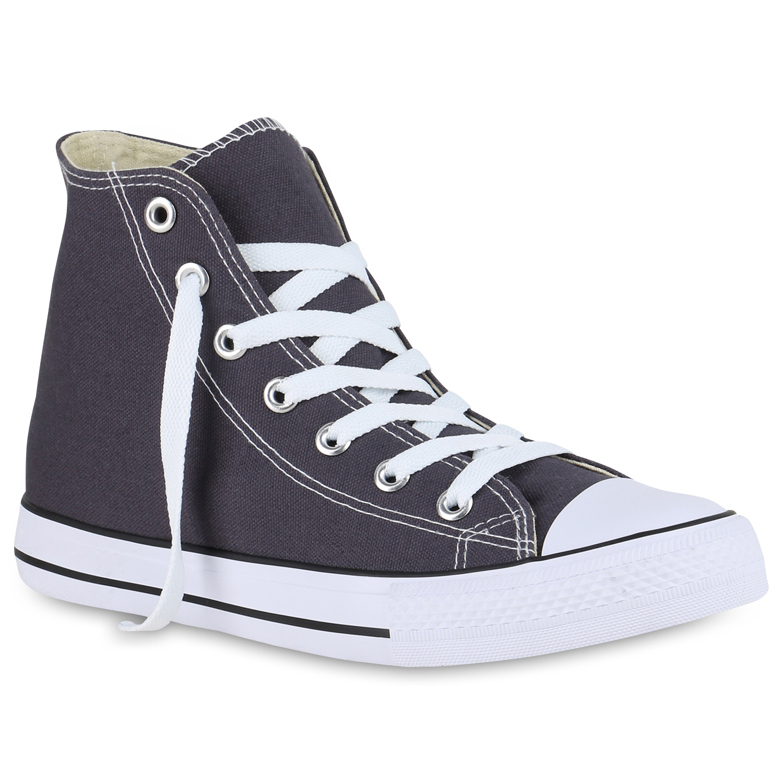 Herren Sneaker high - Dunkelgrau