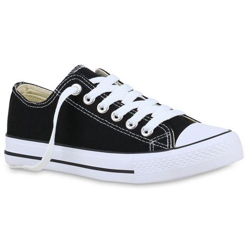 Low Schwarz Damen Sneaker Sneaker Damen Schwarz Schwarz Low Damen Damen Sneaker Low IPfx0P