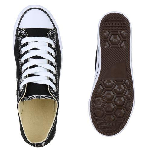 Low Schwarz Damen Sneaker Low Sneaker Schwarz Damen Damen xP86dqw