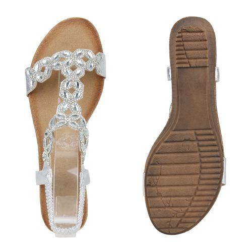 Damen Silber Damen Keilsandaletten Silber Sandaletten Keilsandaletten Damen Keilsandaletten Damen Sandaletten Silber Sandaletten fRqfX5w7