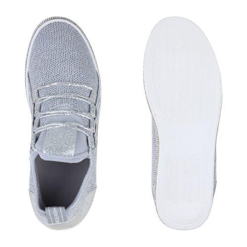 Sneaker Grau Low Damen Damen Sneaker Low Low Grau Sneaker Damen Grau EwS7qxw