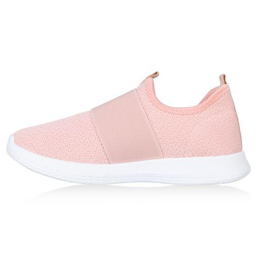 Billig Damen Schuhe Damen Sportschuhe in Rosa 8262743369