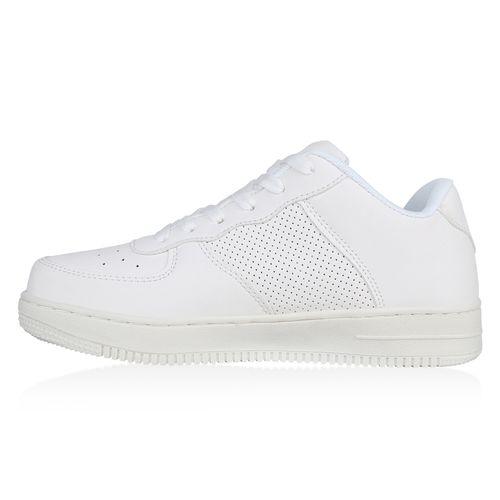 Sneaker Damen Weiß Plateau Damen Weiß Plateau Plateau Weiß Weiß Sneaker Sneaker Damen Sneaker Plateau Damen qA0rwAt