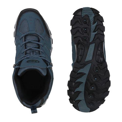 Damen Halbschuhe Outdoor Schuhe - Grau Schwarz