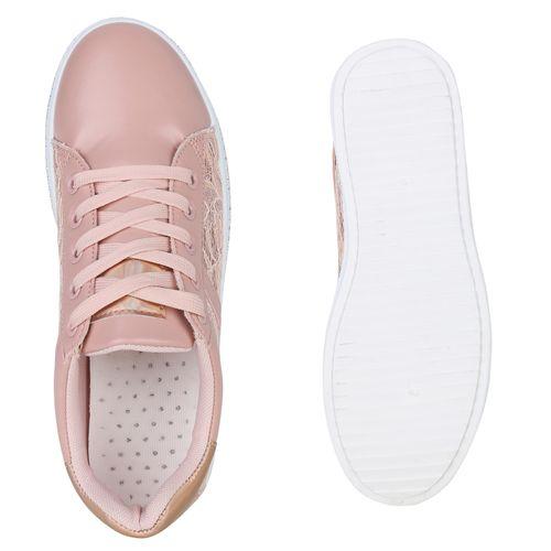 Rosa Plateau Sneaker Sneaker Plateau Rosa Damen Sneaker Plateau Rosa Plateau Damen Damen Damen 8qHw4vnF