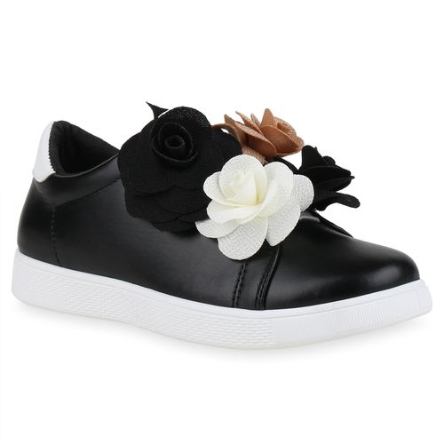 Schwarz Slip Damen Damen Ons Sneaker Sneaker XxwnSq0R