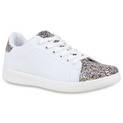 95119f1843 Damen Sneaker in Mehrfarbig (826568-485) - stiefelparadies.de