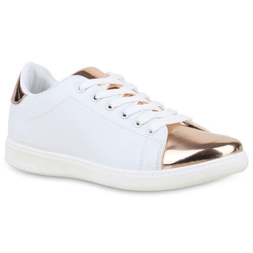 Damen Damen Low Rose Sneaker Rose Sneaker Gold Low Low Damen Gold Rose Sneaker wHwqrSA
