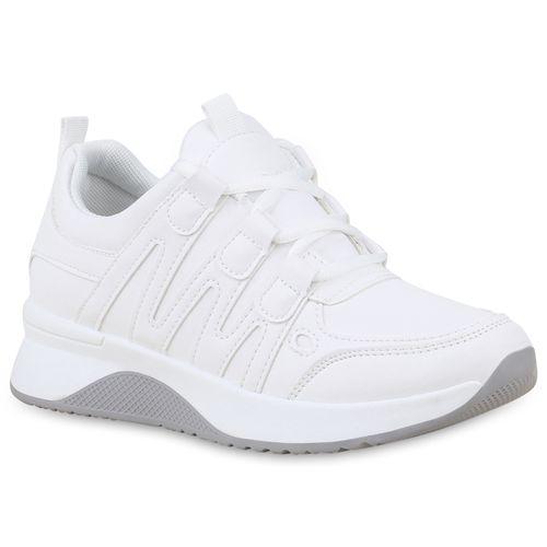 Weiß Weiß Sportschuhe Laufschuhe Damen Laufschuhe Damen Damen Laufschuhe Sportschuhe Sportschuhe PwqTff