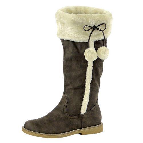 Damen Stiefel Klassische Stiefel - Braun