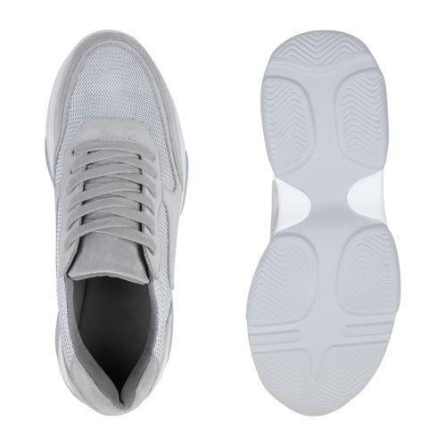 Damen Sneaker Grau Plateau Damen Sneaker Plateau Plateau Damen Sneaker Grau nxqBHpA