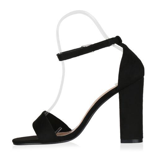 Klassische Sandaletten Klassische Schwarz Klassische Schwarz Damen Sandaletten Damen Sandaletten Schwarz Damen Damen Klassische vvrtwEFx
