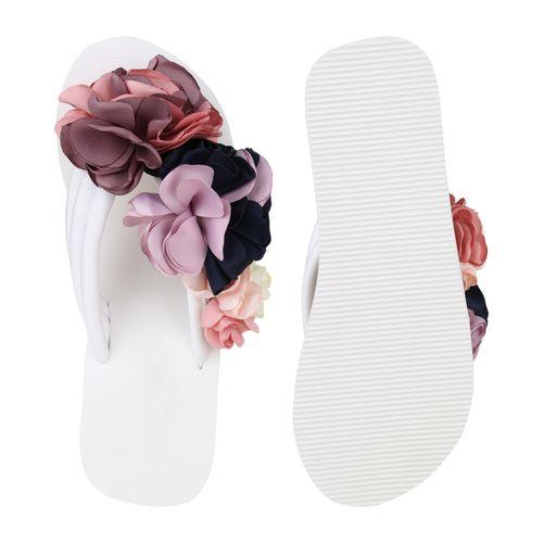 Damen Sandaletten Sandaletten Weiß Zehentrenner Weiß Zehentrenner Damen Weiß Weiß Damen Damen Sandaletten Sandaletten Zehentrenner Zehentrenner Damen wFq4zXXA