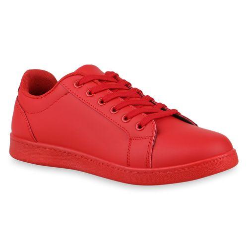 Sneaker Herren Herren Sneaker Low Rot Fxq4Eqgn