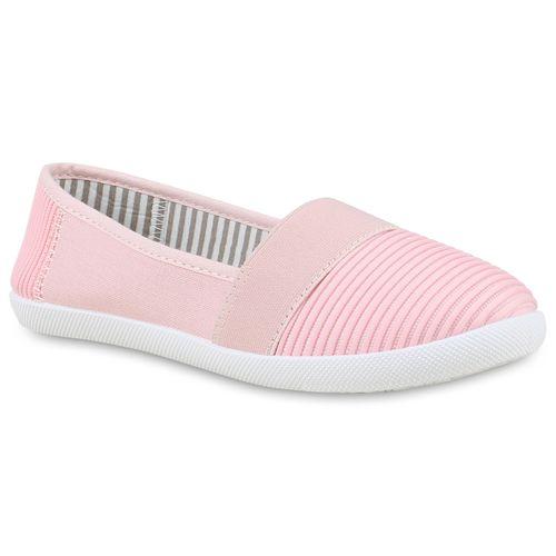 Damen Slip Slippers Rosa Ons Slippers Damen 8d6Oqww