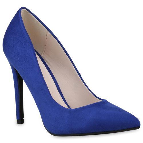 Damen Blau Pumps Damen Spitze Spitze 6qa0d7w0