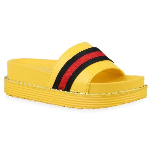 Damen Sandaletten Pantoletten Sandaletten Gelb Damen Pantoletten Sandaletten Gelb Sandaletten Gelb Damen Pantoletten Damen Pantoletten Hq1XtpWA