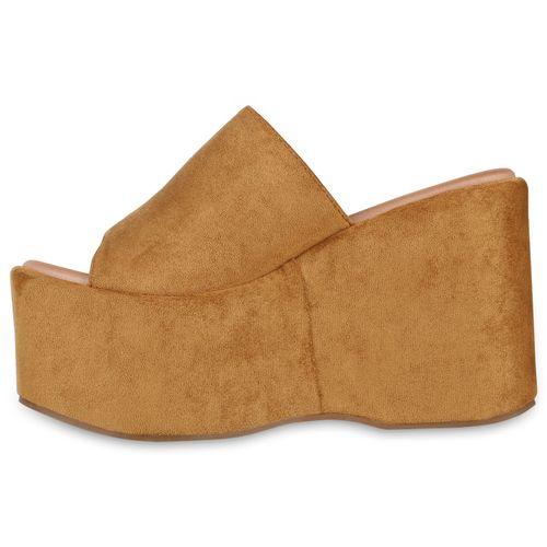 Damen Hellbraun Sandaletten Hellbraun Damen Damen Pantoletten Pantoletten Sandaletten Pantoletten Hellbraun Sandaletten 5ZBqtx