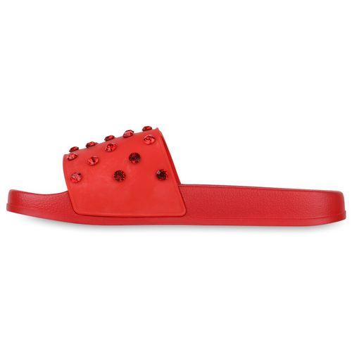 Pantoletten Rot Damen Pantoletten Pantoletten Damen Sandalen Pantoletten Damen Sandalen Rot Pantoletten Rot Damen Damen Sandalen Sandalen Sandalen Rot qaBOAA