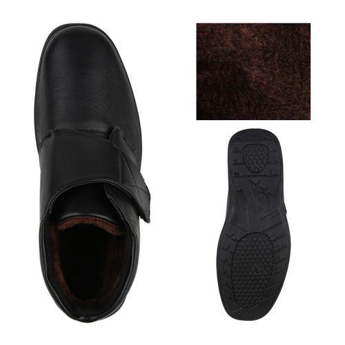 Herren Boots Winter Boots - Schwarz