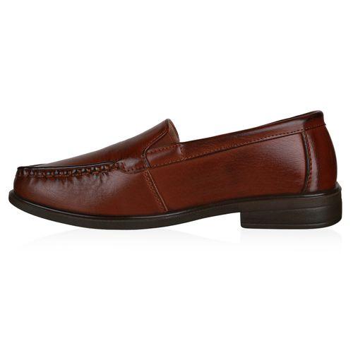Herren Klassische Slippers - Hellbraun 7812164548