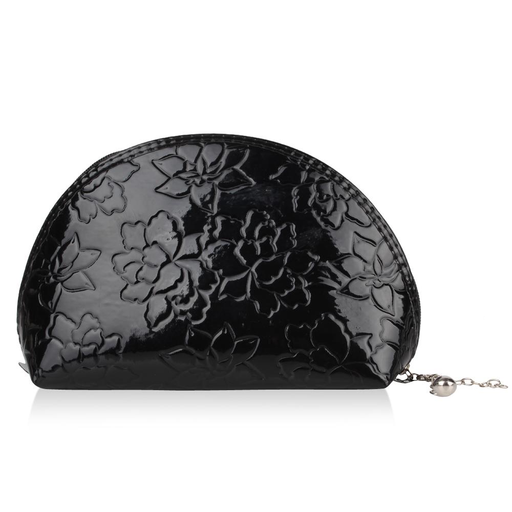 Damen Kosmetik Tasche - Schwarz