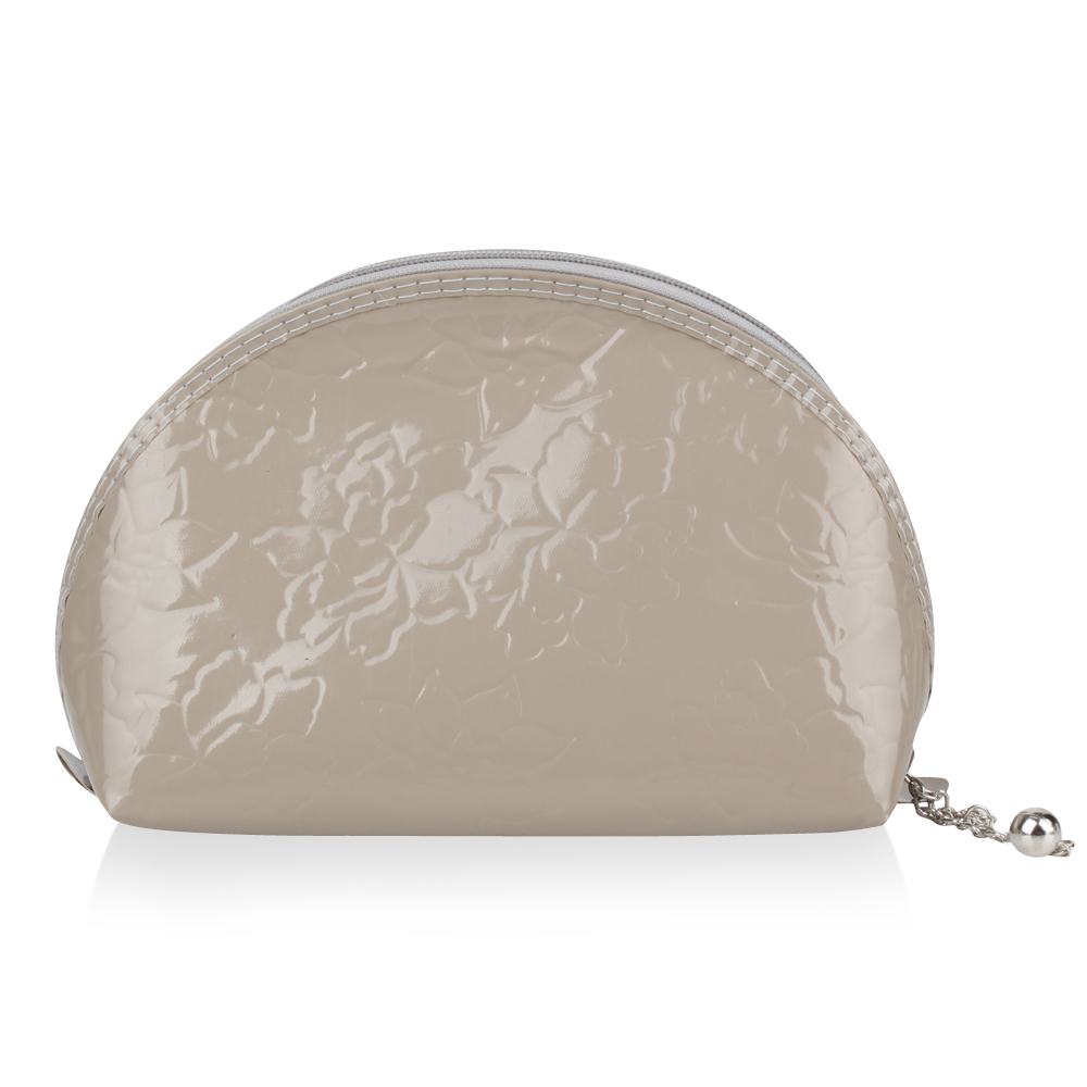 Damen Kosmetik Tasche - Beige