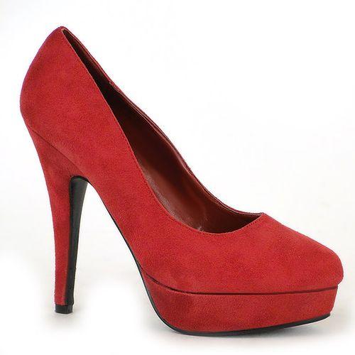 Damen Pumps Klassische Pumps - Rot