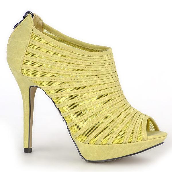 Damen Pumps Klassische Pumps - Gelb