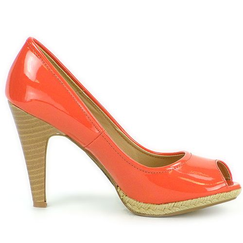 Damen Pumps Klassische Pumps - Orange