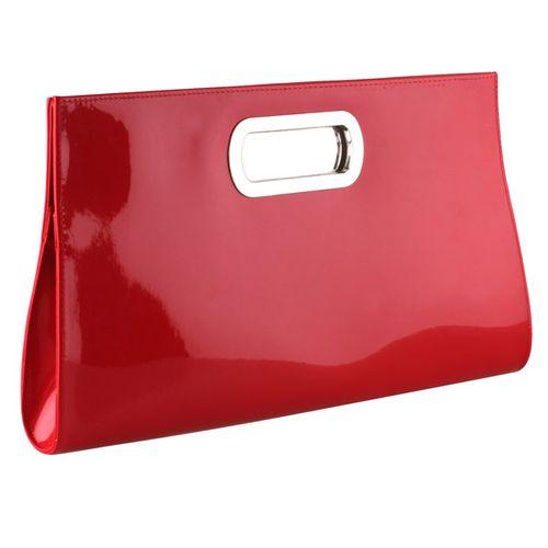 Damen Clutch - Rot
