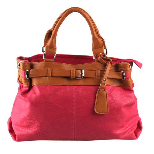 Damen Shopper - Rosa