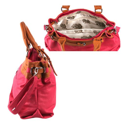 Damen Shopper - Rosa - Castleford