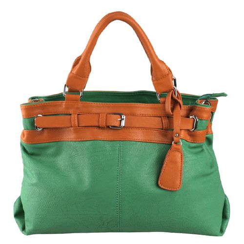 Damen Shopper - Grün