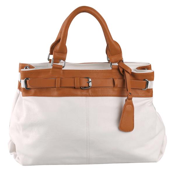 Damen Shopper - Weiß