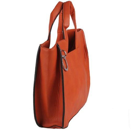 Damen Handtasche - Orange