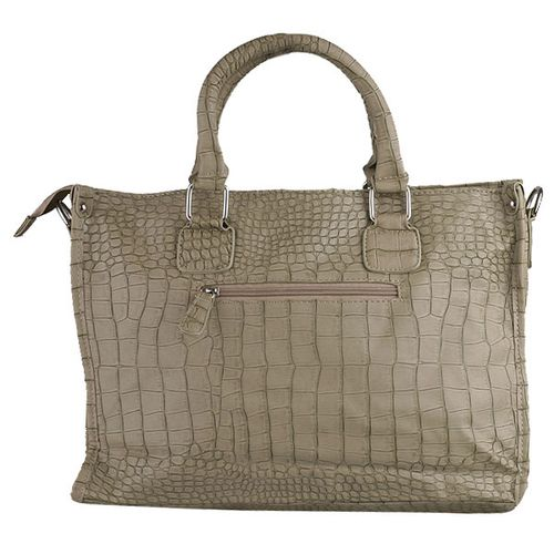 Damen Business Tasche - Hellgrau