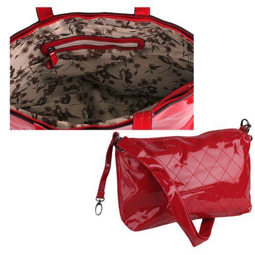 Damen Shopper - Rot