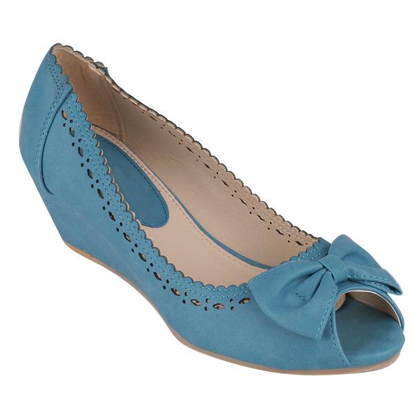 Damen Pumps Klassische Pumps - Blau
