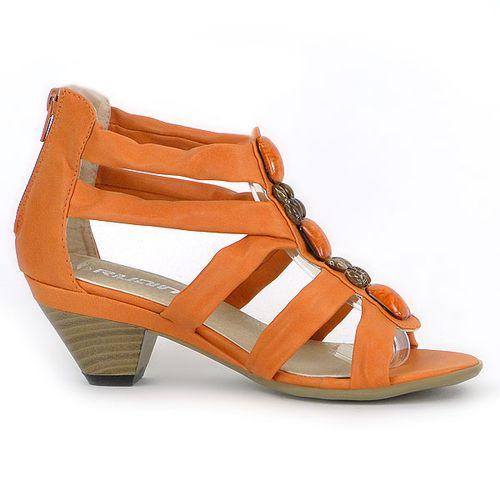 Damen Klassische Pumps - Orange