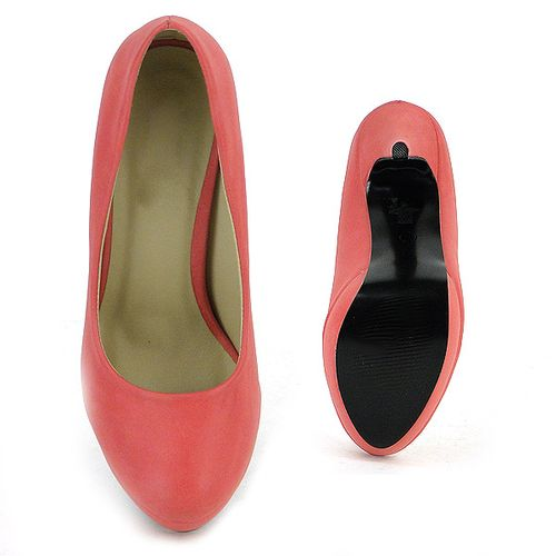 Damen Pumps Plateau Pumps - Rot