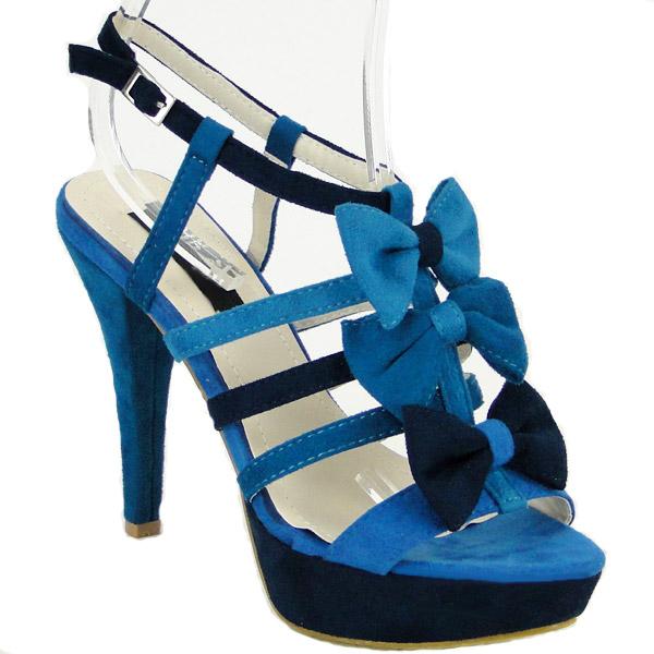 damen pumps in blau 93908 153. Black Bedroom Furniture Sets. Home Design Ideas