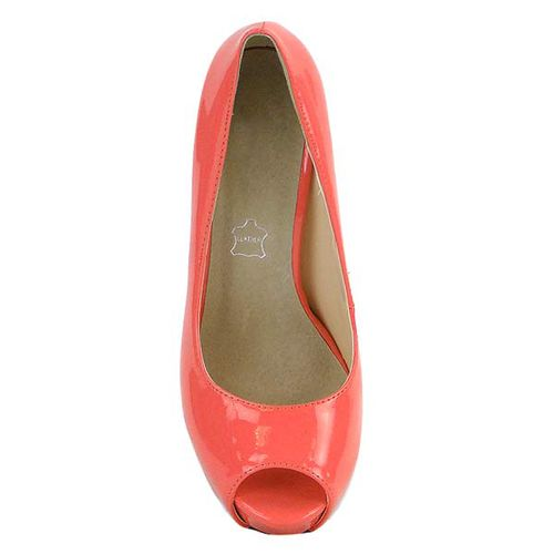 Damen Klassische Pumps - Pink Orange
