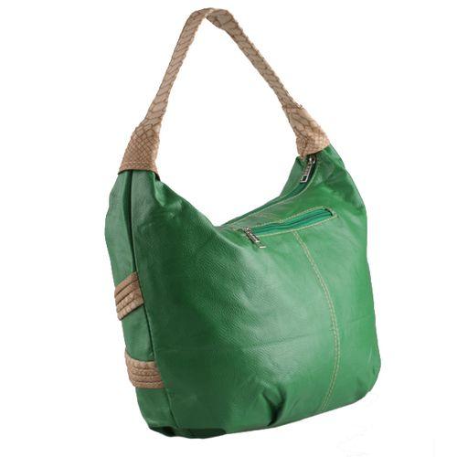 Damen Schulter Tasche - Grün