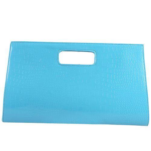Damen Clutch - Blau