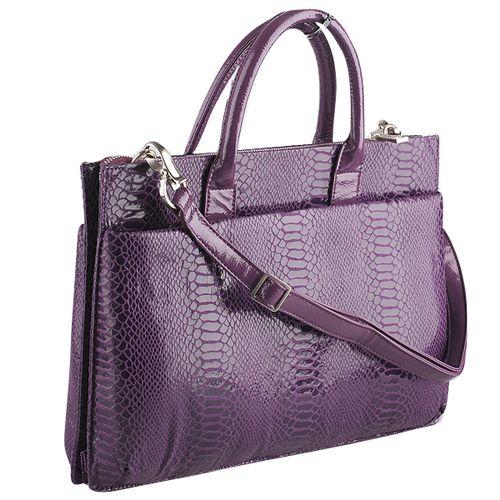 Damen Schulter Tasche - Lila