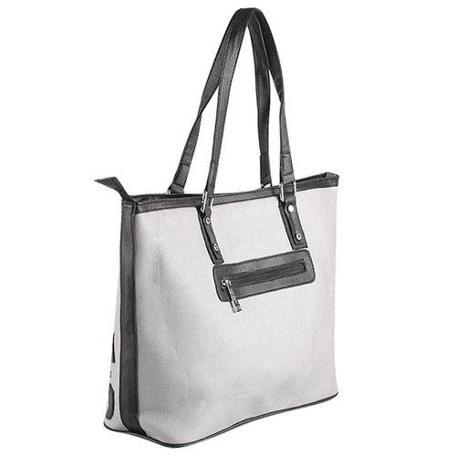 Damen Shopper - Silber