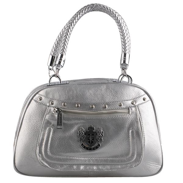 Damen Handtasche - Silber